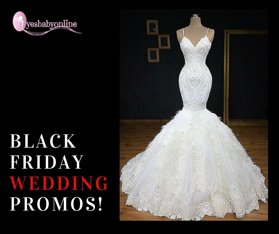 Wedding Dress Black Friday Sale