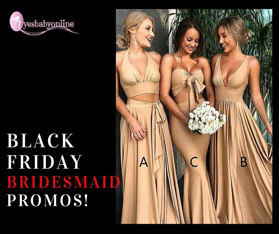 Black Friday Bridesmaid Dress Sale