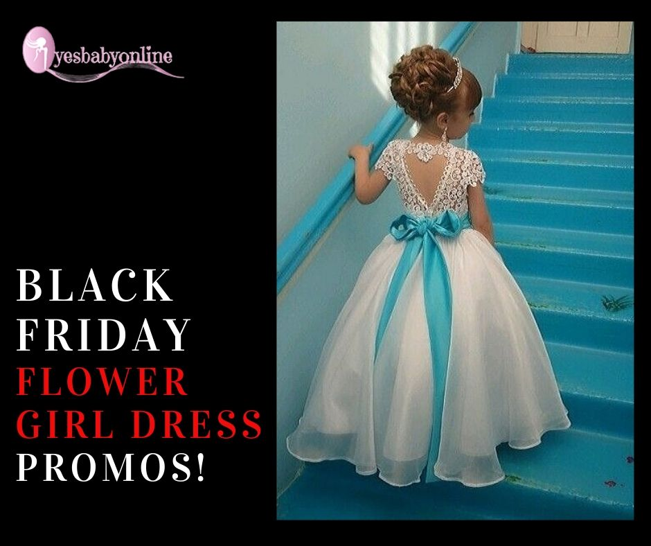Flower Girl Dress Black Friday Sale