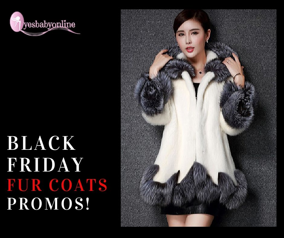 Fur Coats Black Friday Sale