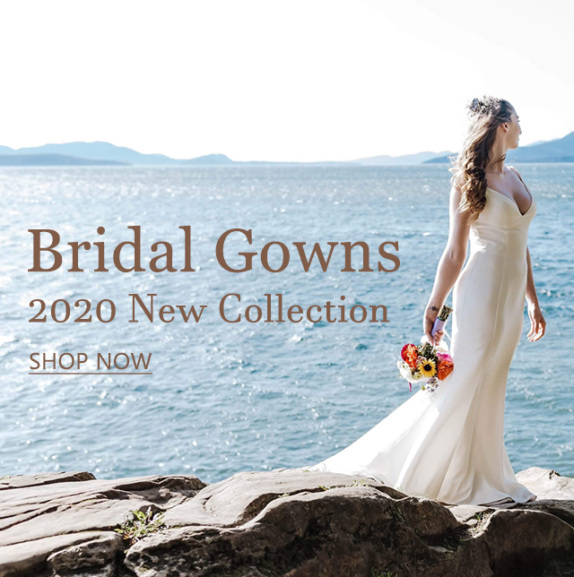 2020 New Collection Wedding Dresses