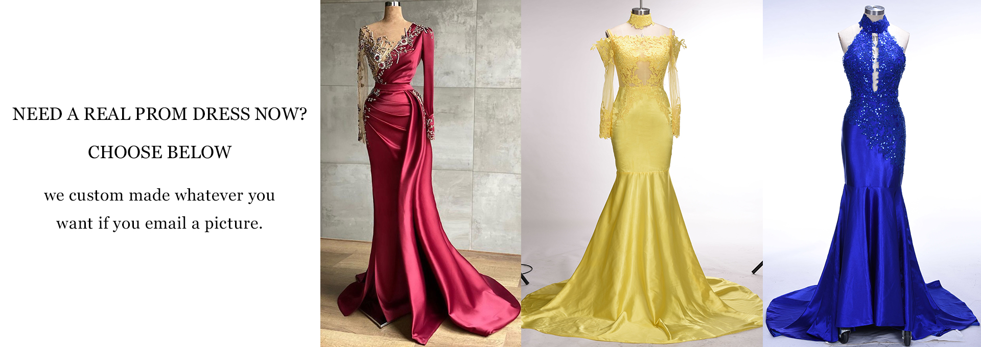 real prom dresses