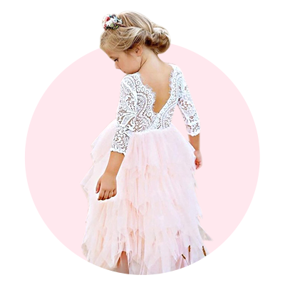 Flower Girl Dresses Collection