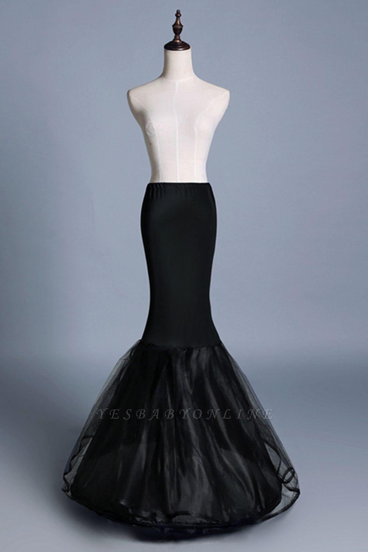 Badia | Cheap Black Mermaid Petticoat
