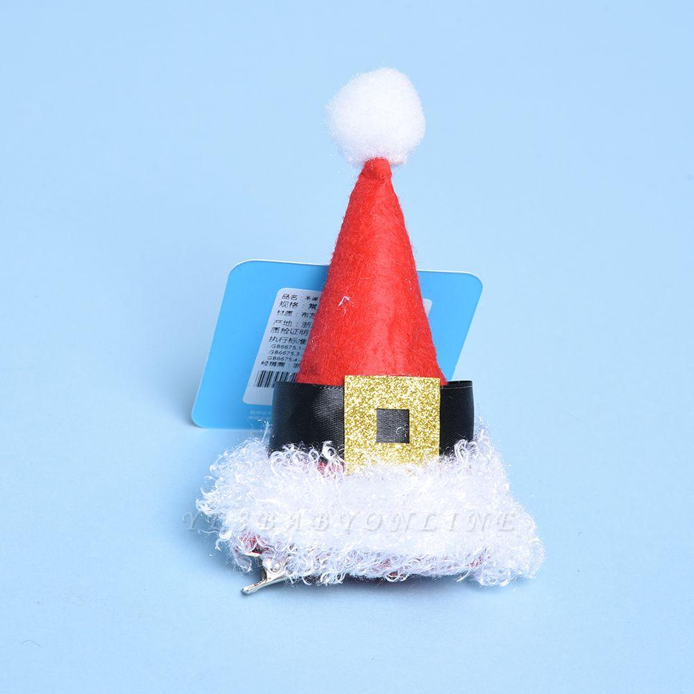 Christmas Ornaments, Santa Cap