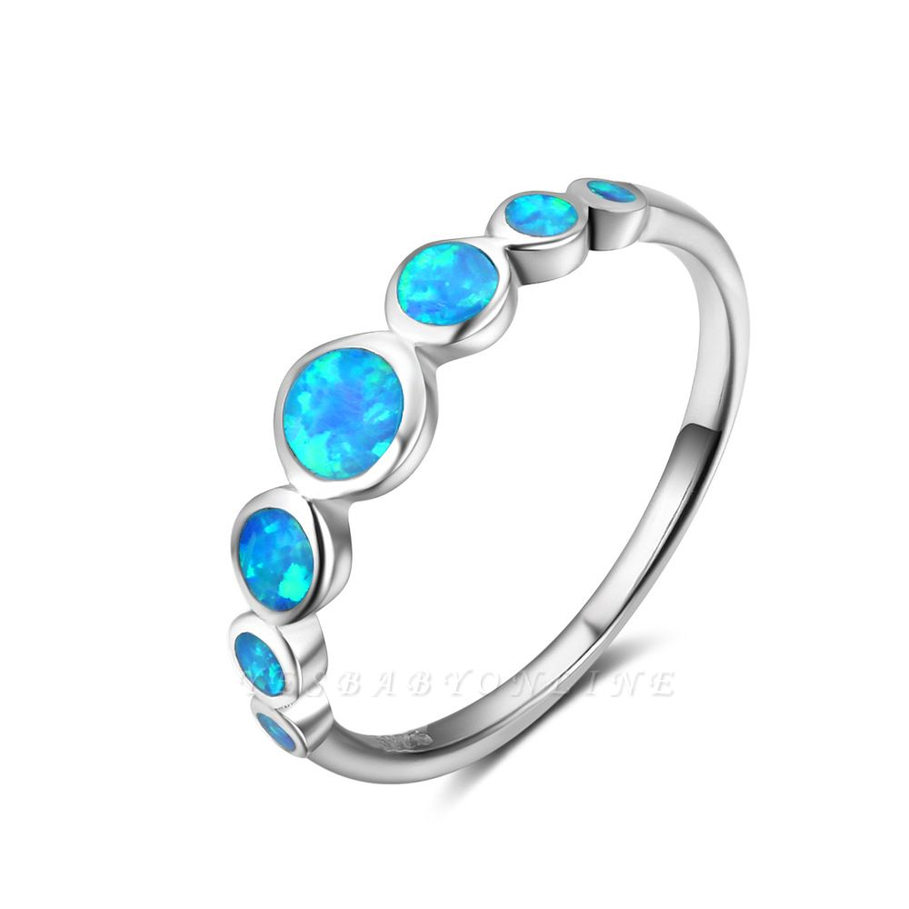 Alloy Plated Rings for Ladies