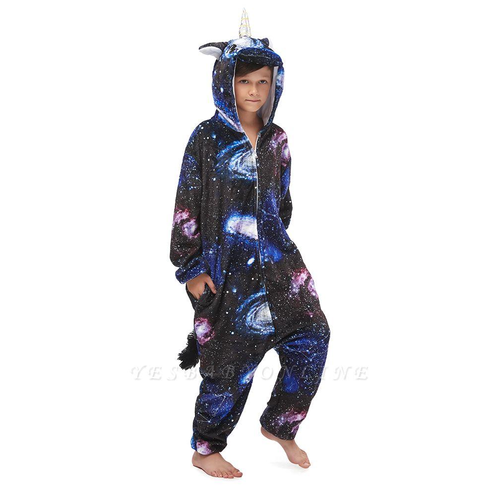 Cute Animal Sleepwear Astro Pegasus Onesie
