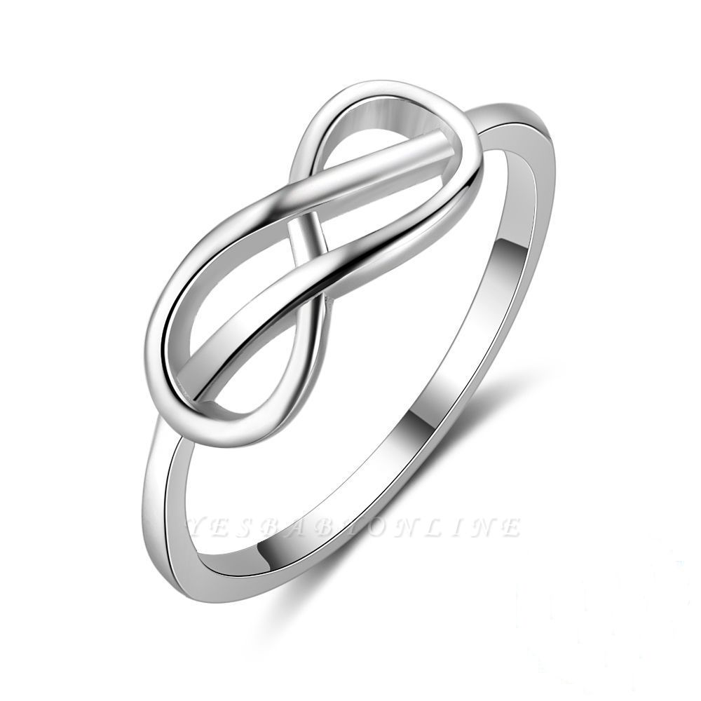Fashion Alloy Plated Rings Jewelry for Ladies