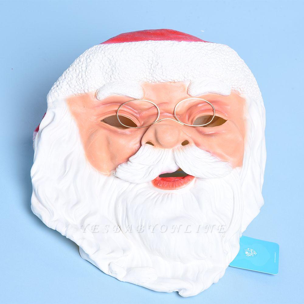 Christmas Decoration, Santa Claus Mask