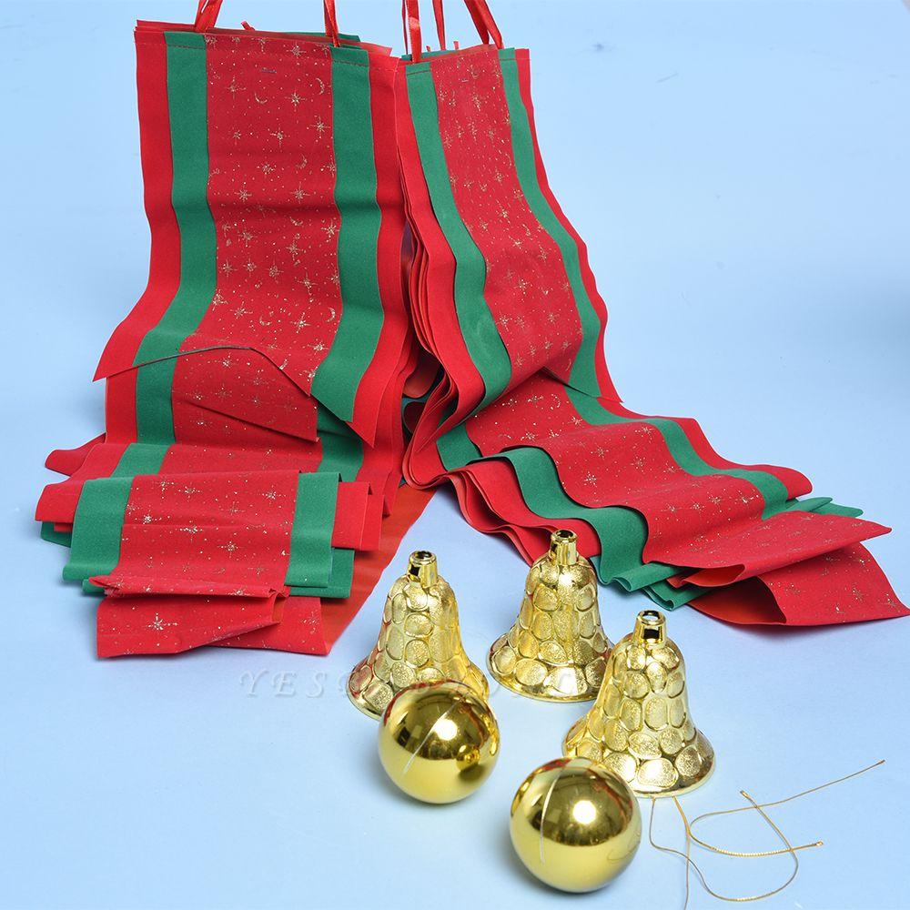 Christmas Decoration, 3 Layers Xmas Flag