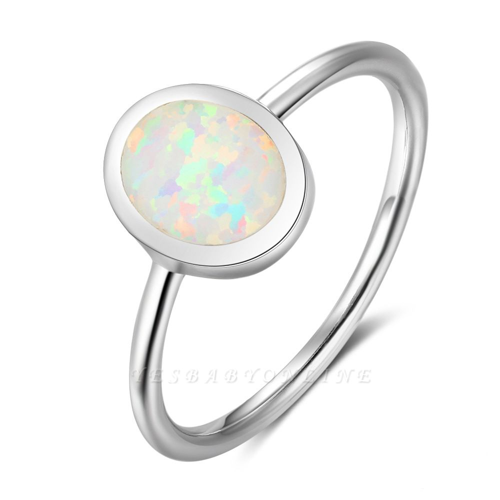 Alloy Plated Rings Jewelry for Ladies
