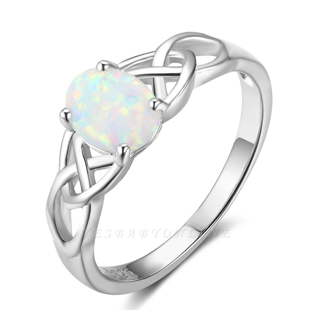 Chic Sterling Silver Ring Jewelry