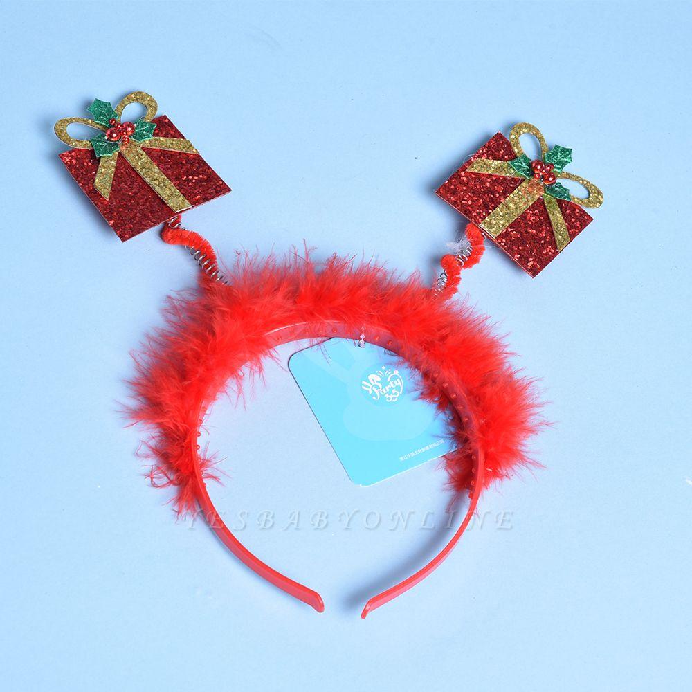 Christmas Decoration Headhand, Xmas Ornaments