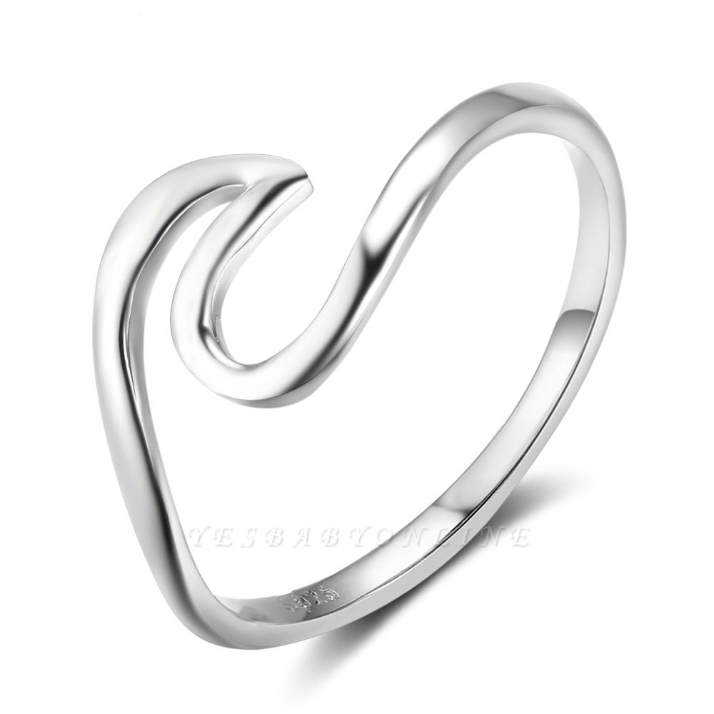 Sterling Silver Ring Jewelry