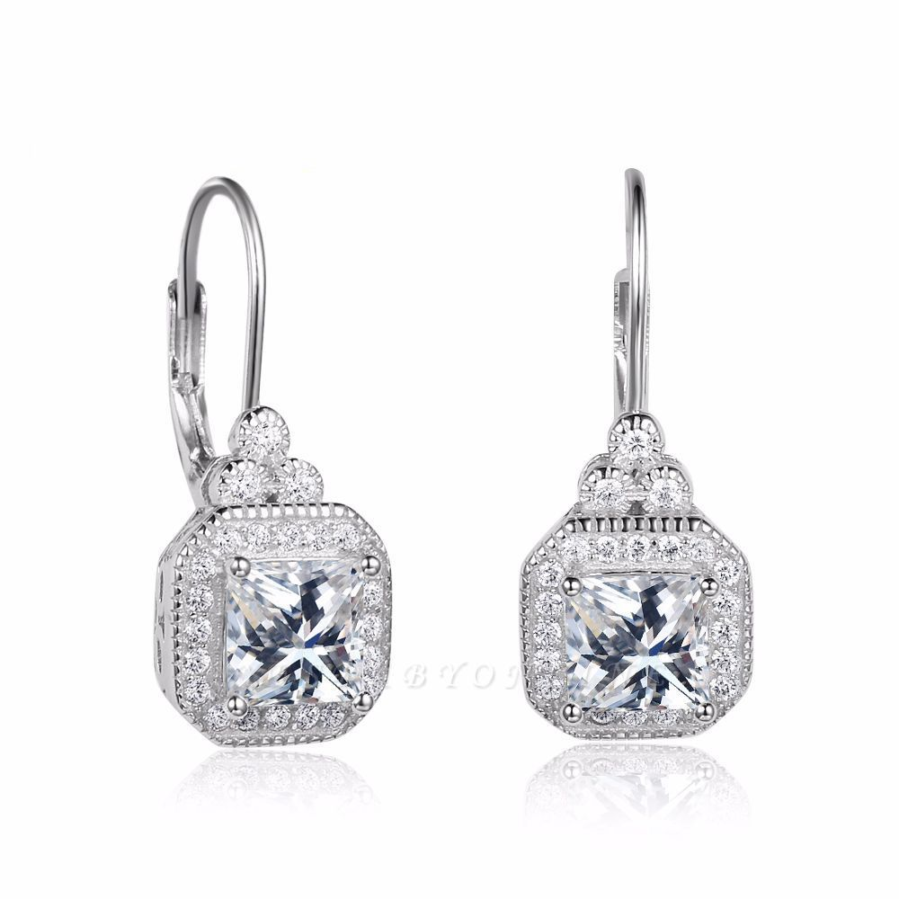 Chic Alloy Plated Earrings Jewelry for Ladies