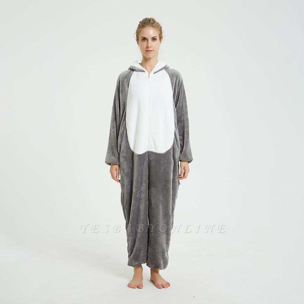 Adorable Adult Pyjamas for Women MashiMaro Onesie, Grey