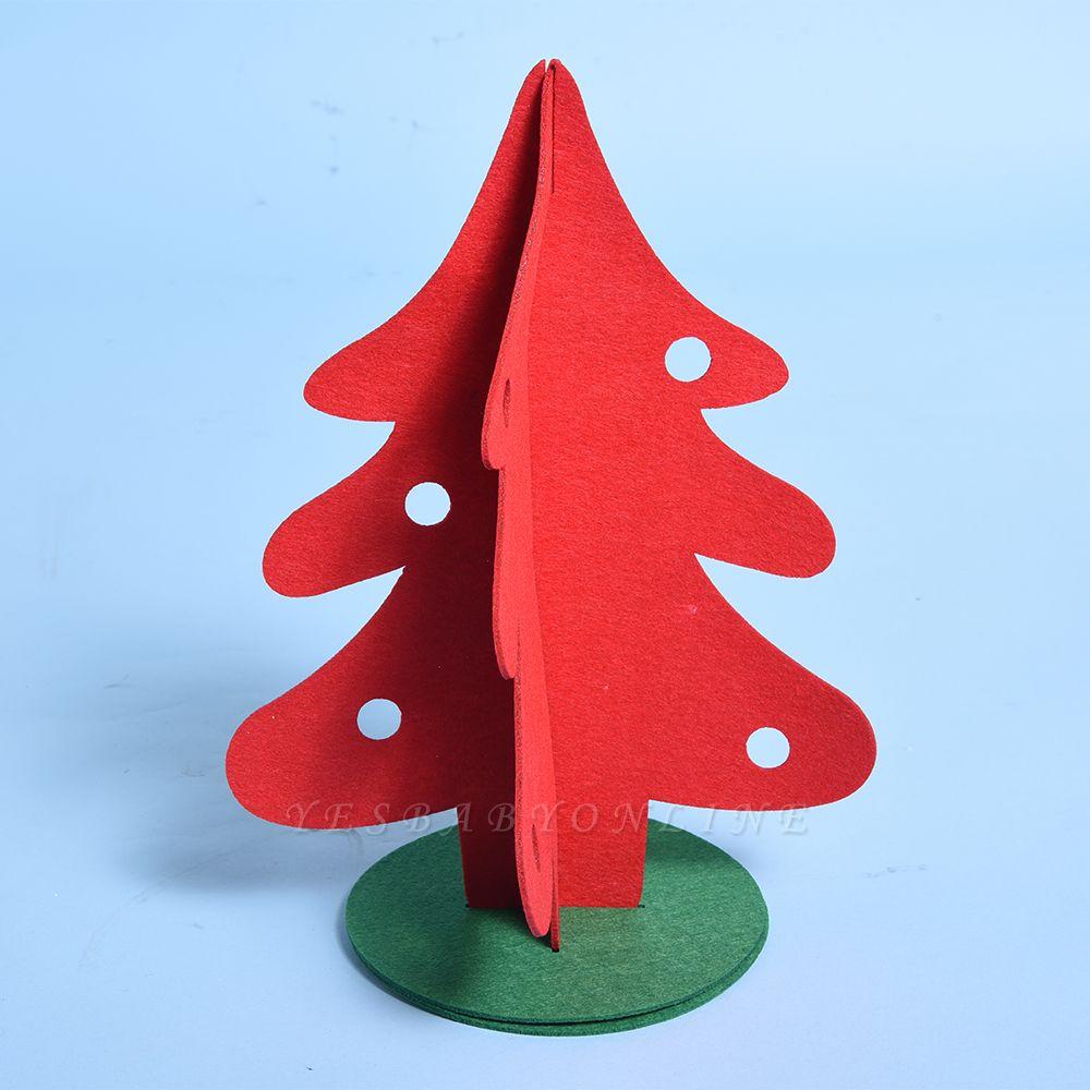Christmas Decoration, Textile Christmas Tree