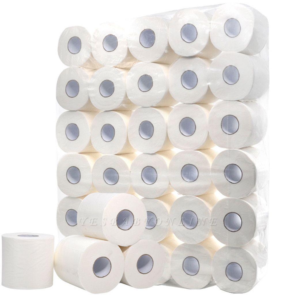 38# Wholesale Price Toilet Paper Toilet Roll Tissue 10 Regular Rolls | Cheap Toilet Paper Rolls Online