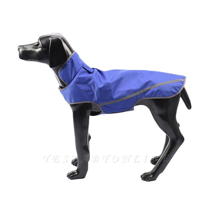 Dog Jacket Rainwear Rain Poncho Jacket for Dogs