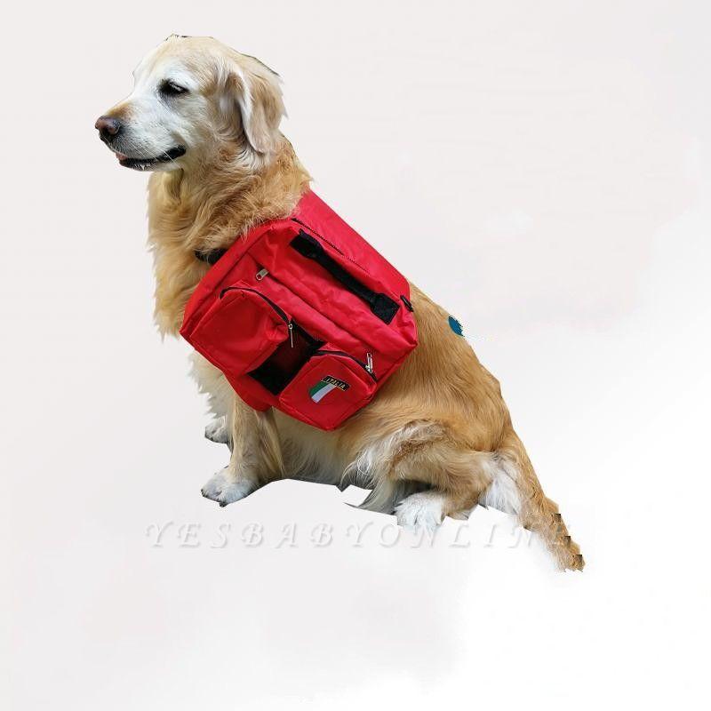Best Dog Canvas Backpacks for Medium & Large Dog