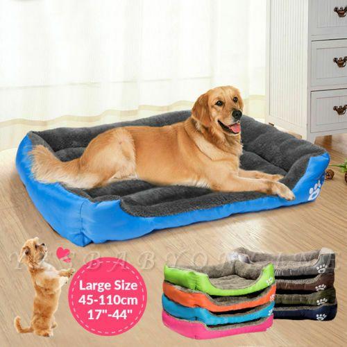 Pet Dog Bed Orthopedic Large Dog Beds