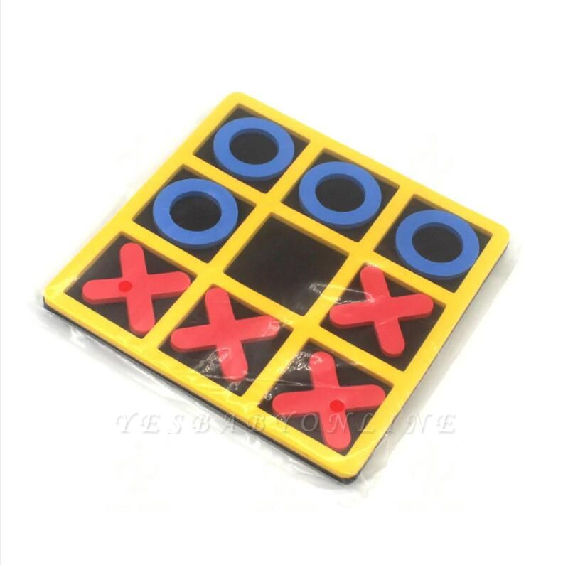 Funny Parent-Child Interaction Leisure Board Game| OX Chess Developing Intelligent Educational Toys