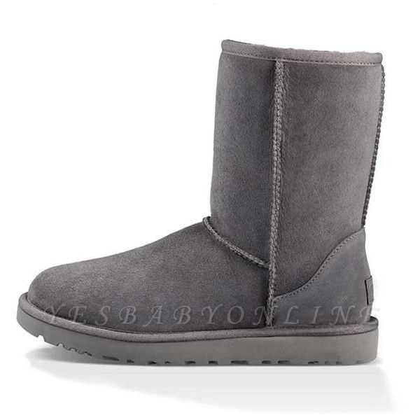 Designer Boots Women Girl Classic Snow Boots