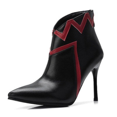 Stiletto Heel Sexy Pointed Toe Boots On Sale_1