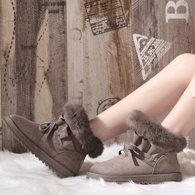 Feather Flat Heel Boot On Sale_3