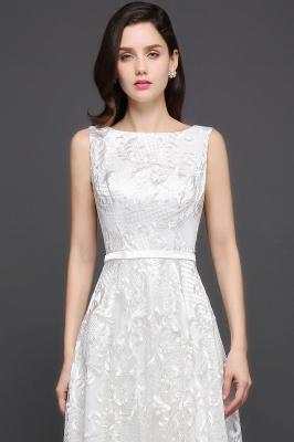 AVIANA | A-line Scoop Lace Elegant Evening Dress_8
