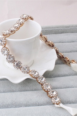 Cute Alloy Daily Wear Headbands Headpiece with Rhinestone_6