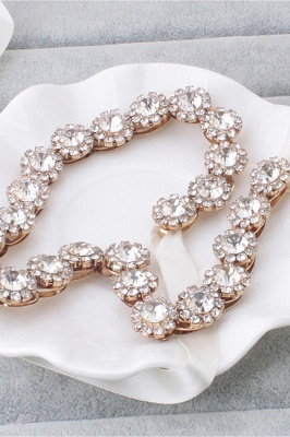 Cute Alloy Daily Wear Headbands Headpiece with Rhinestone_5