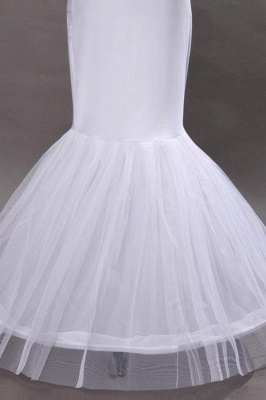 Glamorous Taffeta Mermaid Wedding Petticoats_4