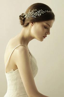 Elegant Alloy&Rhinestone  Special Occasion &Wedding Headbands Headpiece with Crystal_6