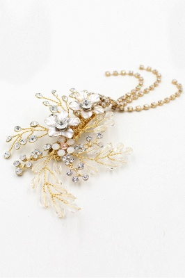 Beautiful Alloy Special Occasion Hairpins Headpiece with Rhinestone_11