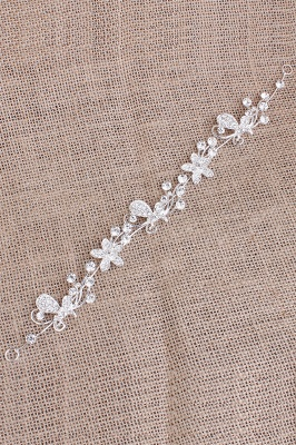 Elegant Alloy Special Occasion&Party Hairpins Headpiece with Rhinestone_5