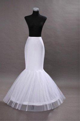 Glamorous Taffeta Mermaid Wedding Petticoats