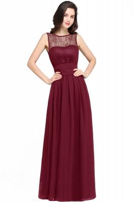CHARLOTTE  Floor-length Black Chiffon Sexy Prom Dresses   Black Evening Dresses_1