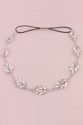 Elegant Alloy&Rhinestone Special Occasion&Party Headbands Headpiece with Crystal_5