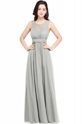 CHELSEA | Cheap Long Lace Prom Dress | Afforable Chiffon Lace Evening Dress_7