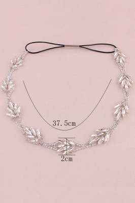 Elegant Alloy&Rhinestone Special Occasion&Party Headbands Headpiece with Crystal_6