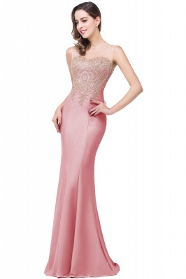 EMMY   Mermaid Floor-Length Sheer Prom Dresses with Rhinestone Appliques_3