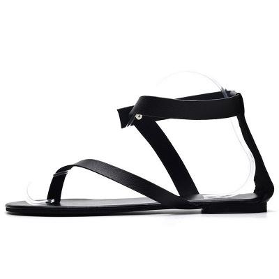 Sandals Flip Flops Ankle Wrap Shoes_24