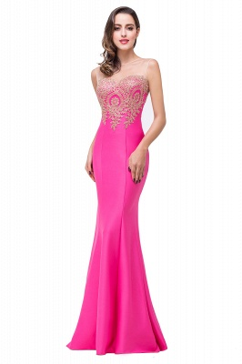 EMMY   Mermaid Floor-Length Sheer Prom Dresses with Rhinestone Appliques_4
