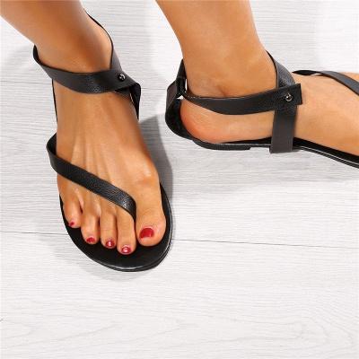 Sandals Flip Flops Ankle Wrap Shoes_18