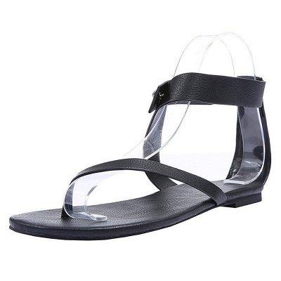 Sandals Flip Flops Ankle Wrap Shoes_2