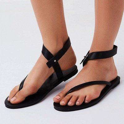 Sandals Flip Flops Ankle Wrap Shoes_6