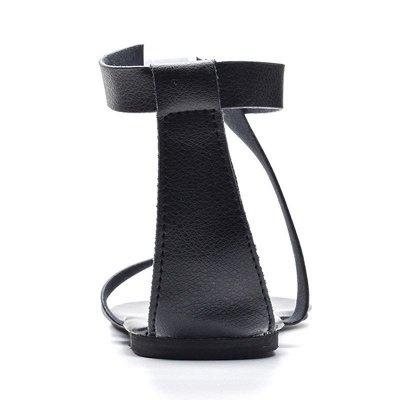Sandals Flip Flops Ankle Wrap Shoes_4