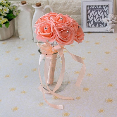 Small Bouquet in Multiple Colors with Robbin_7