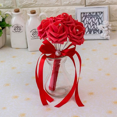 Small Bouquet in Multiple Colors with Robbin_8